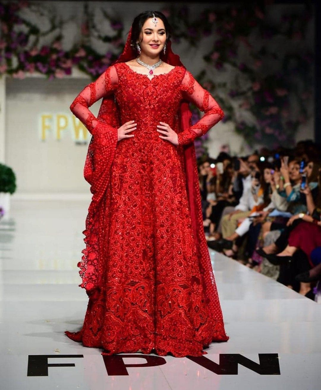 Beautiful Red Wedding Gowns