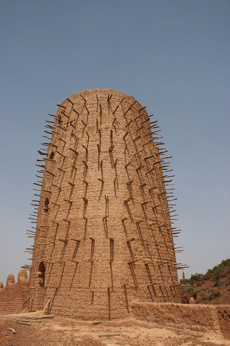 Tower of Bani, Burkina Faso