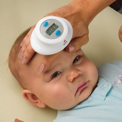 ARC Touch Temporal Forehead Digital Thermometer for Babies ...