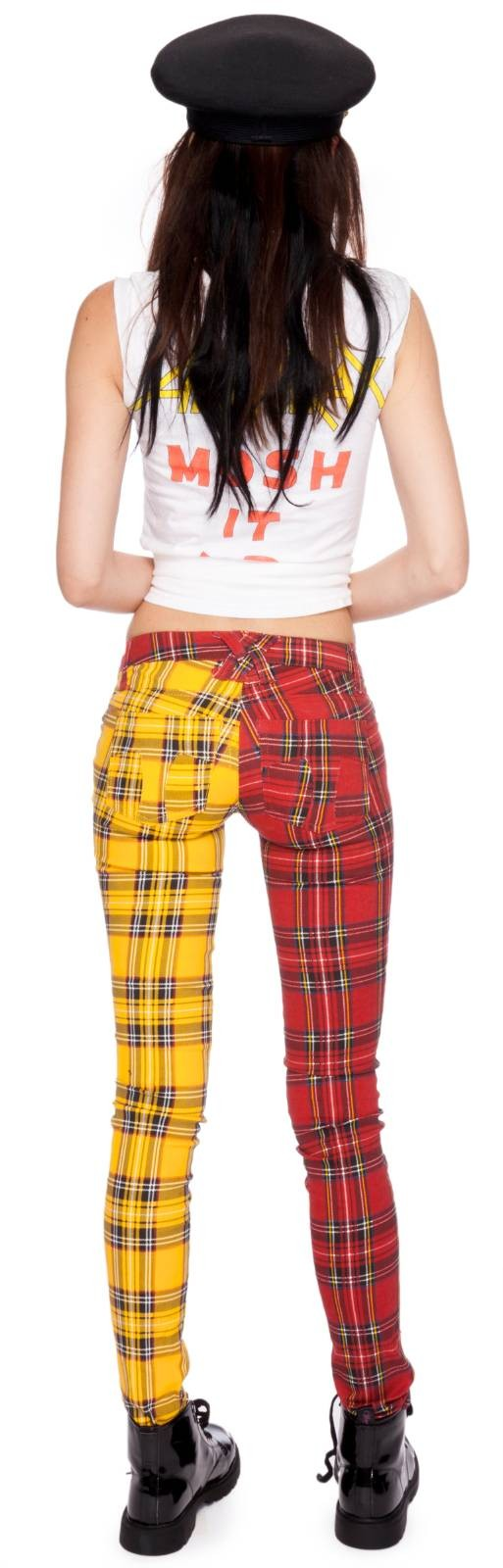 Yellow flannel outfits  Tripp NYC Split Jeans  Dolls Kill  Clothes u Jewelry  Pinterest