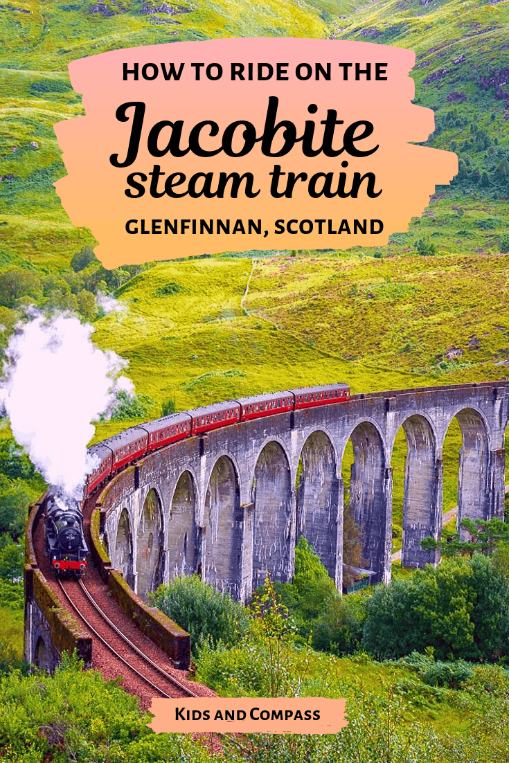 How To Experience The Harry Potter Train In Scotland Harry Potter Train Family Travel Family Friendly Travel