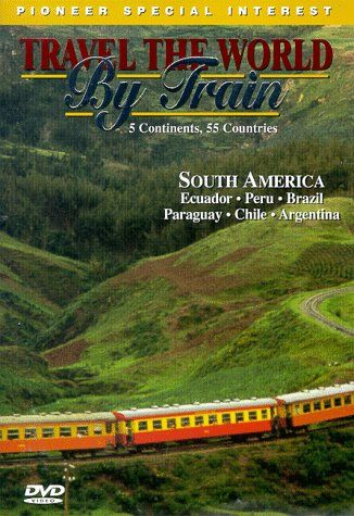 train travel in south america - Google Search