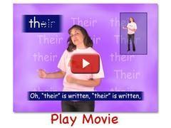 Heidi Songs Embedded Youtube Video