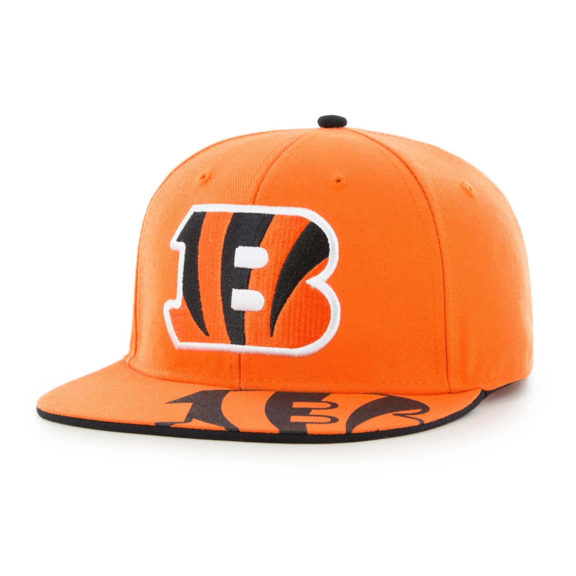 5a4f3700 NFL Men's Snapback Hat - Cincinnati Bengals, Hats | Lasmooove #imsoo ...