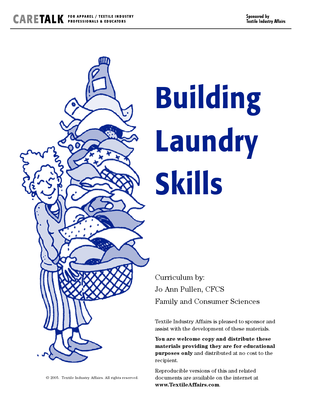 Workbooks special education life skills worksheets : Laundry curriculum with worksheets and printable care guide | FACS ...
