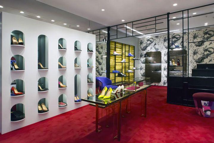 79b8a278cfa Christian Louboutin Store by 212box, Melbourne – Australia » Retail ...