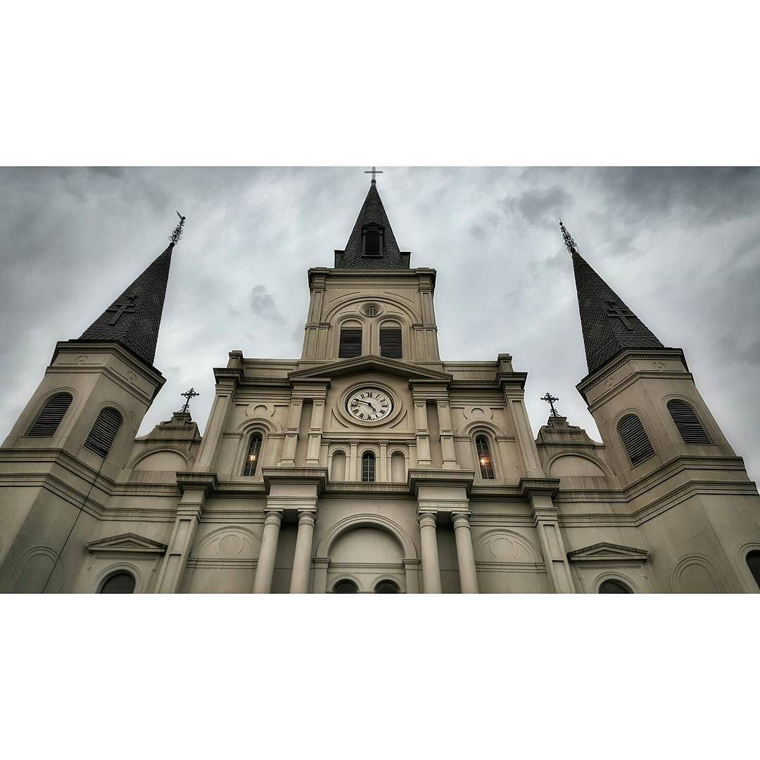 #StLouisCathedral #NewOrleans #FrenchQuarter #JacksonSquare #NOLA by rjosejulian