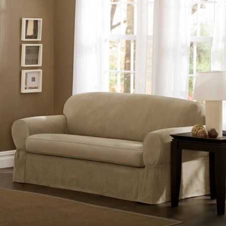 Home | Products | Loveseat slipcovers, Slipcovers, Suede sofa