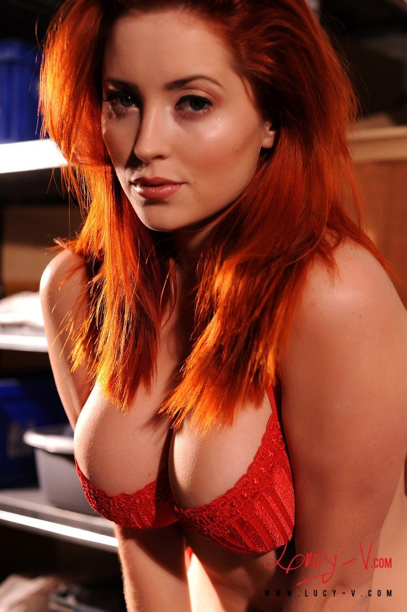 Big Busty Red Heads