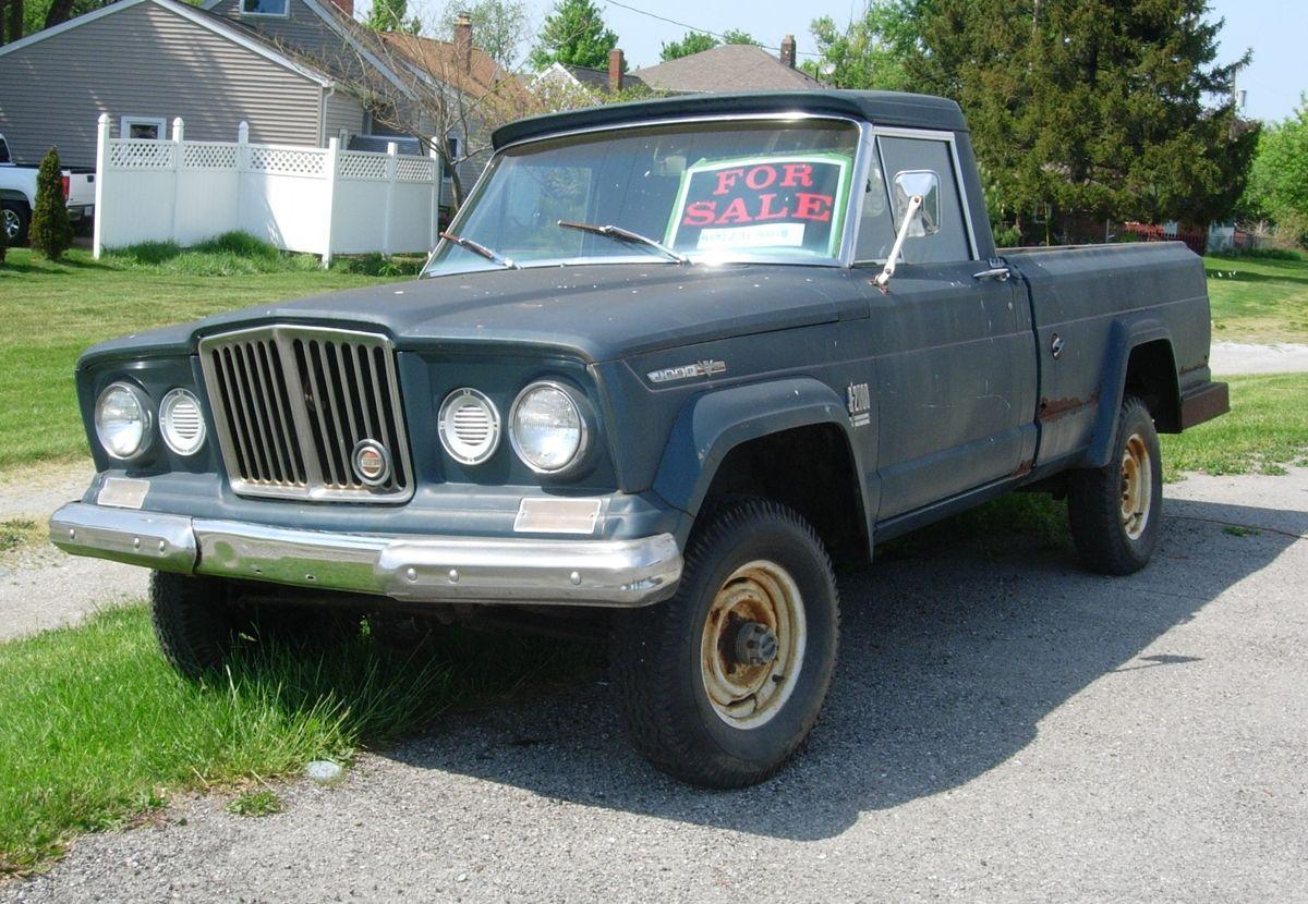 1965jeepgladiator02 trucks i want pinterest jeep gladiator jeeps and 4x4. Black Bedroom Furniture Sets. Home Design Ideas