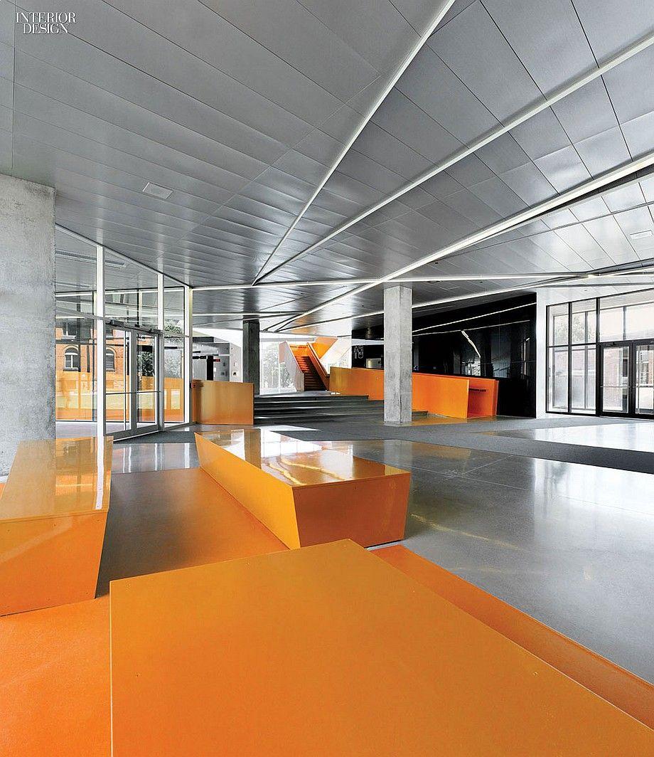 Modern Interior Design Magazine: Big Ideas: School And Work