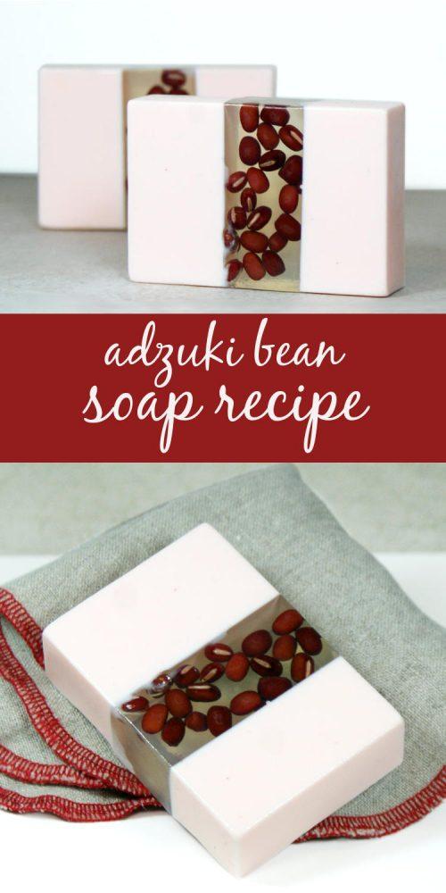 Adzuki Bean Soap Recipe - Soap Deli News
