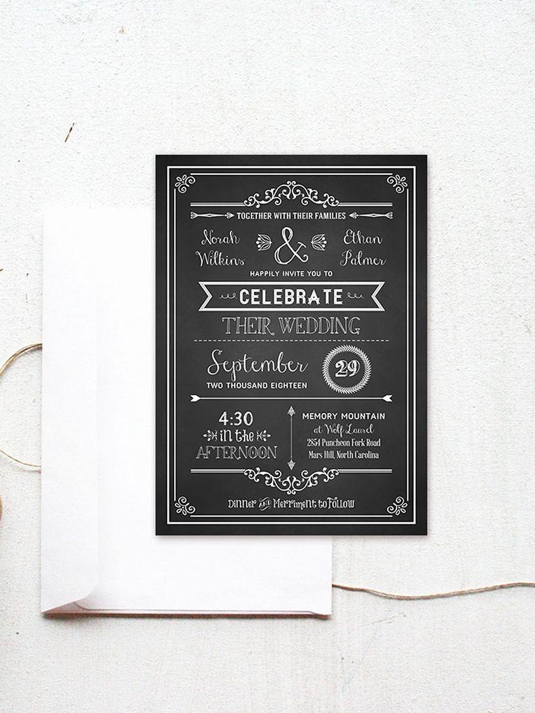 5 Unique Wedding Invitation Template Libreoffice Gallery - 5