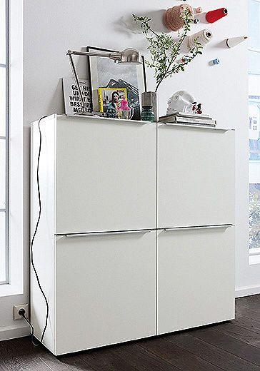 set one by Musterring Highboard »phoenix«, Breite 120 cm Jetzt - sideboard für wohnzimmer
