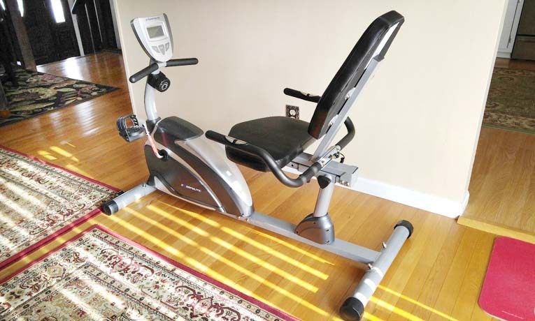 Exerpeutic 900xl Extended Capacity Recumbent Bike Review Bike Reviews Bike Stationary Bike