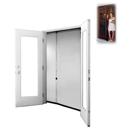 Home Improvement Products In 2019 Instant Screen Door Single Garage Door Sliding Glass Door