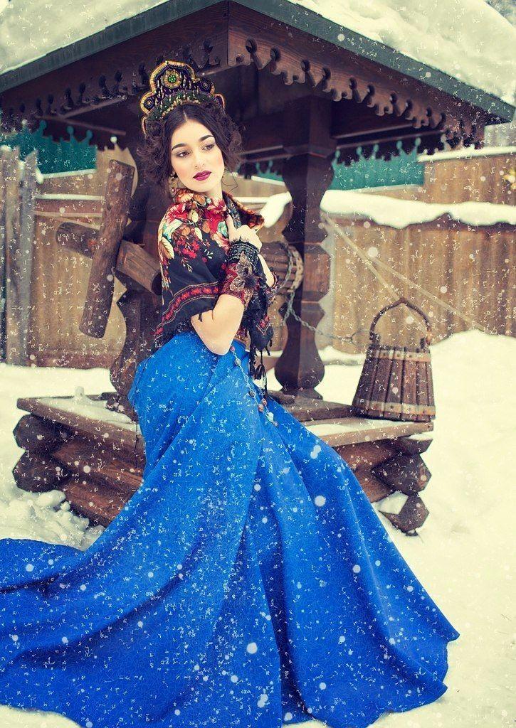 The Russian Beauties Embody