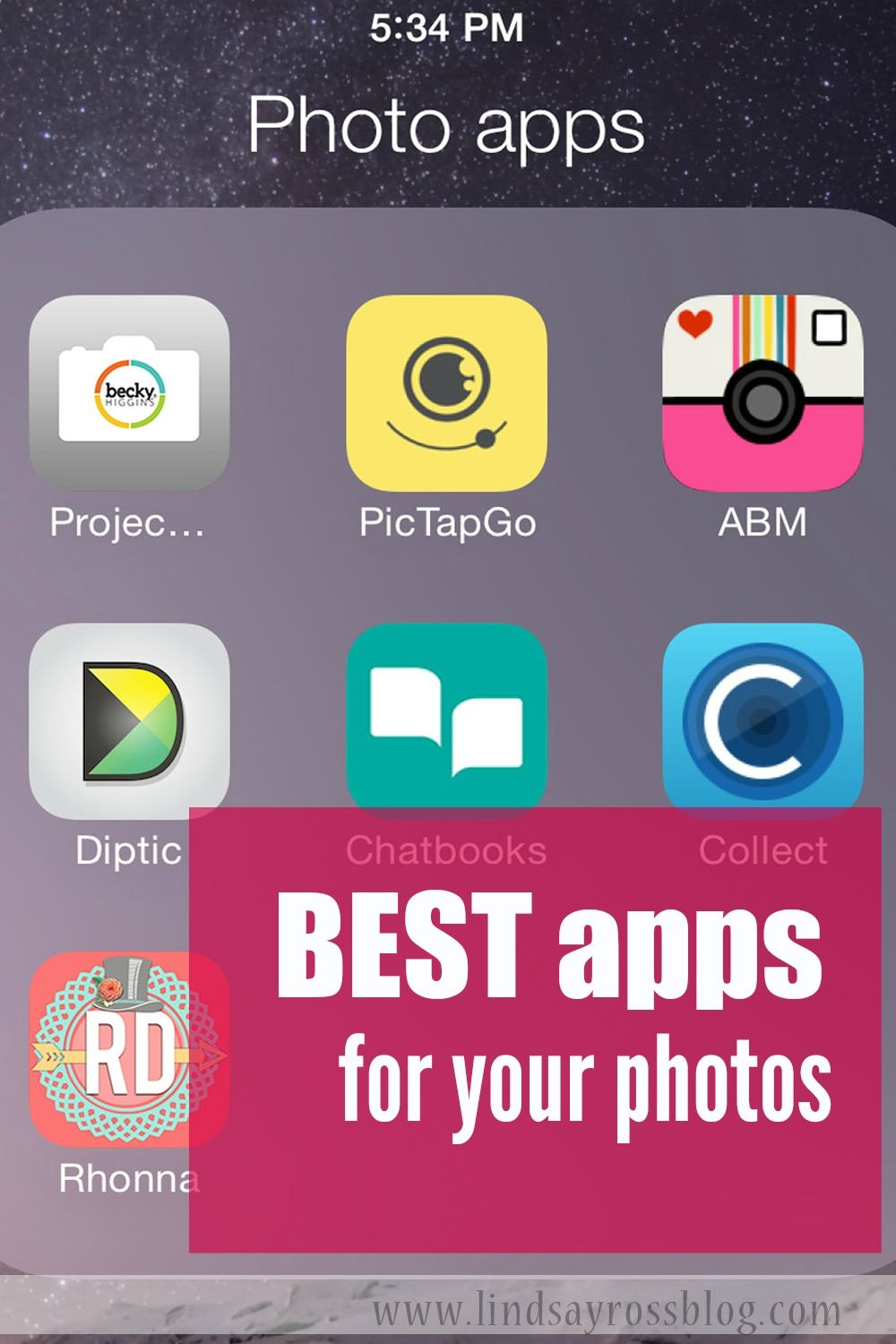 Best photography apps for your phone. Editing apps, App
