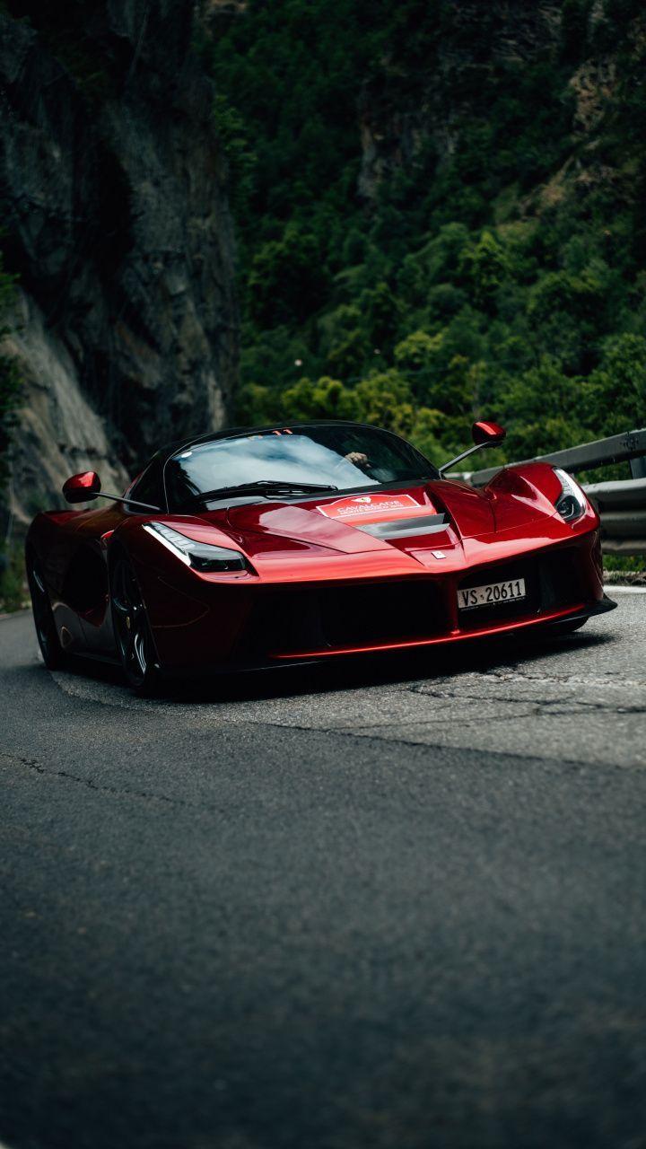Ferrari LaFerrari Aperta, rot, Sportwagen, 720x1280 Hintergrundbild - #720x1280 #Aperta #FERRARI #Hintergrundbild #LaFerrari #rot #Sportwagen #ferrarilaferrari