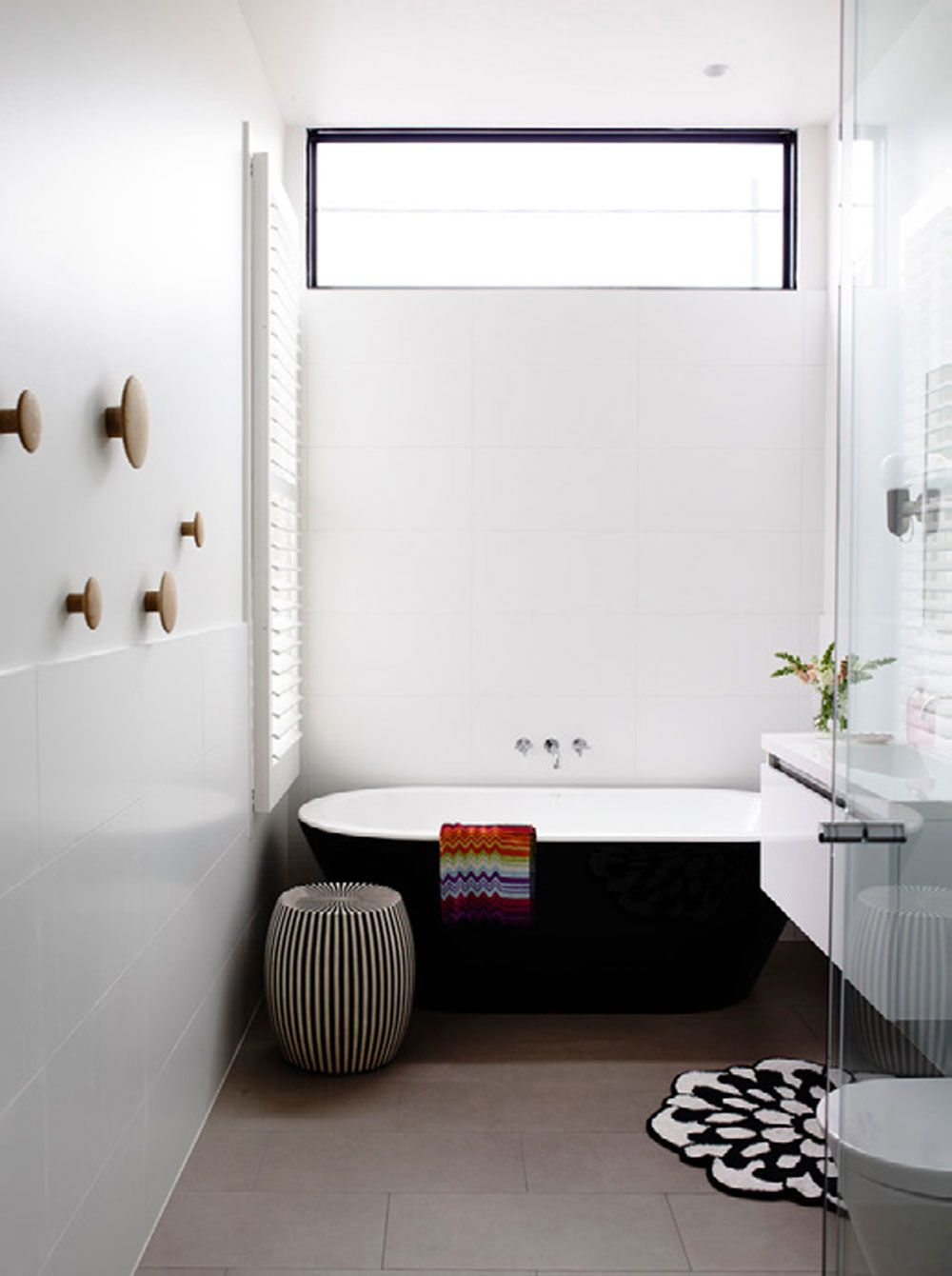 Designing A Small Bathroom - Ideas And Tips (5)