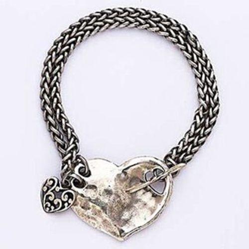 Shoptiques Product: Silver Bracelet - main