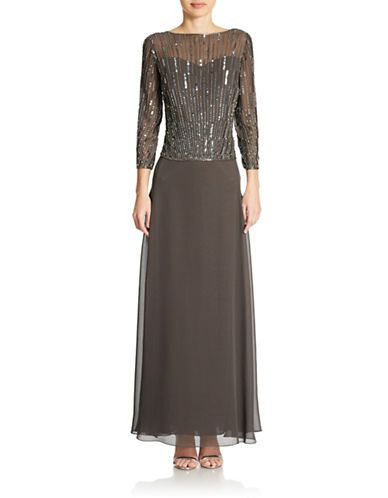 85ab656e0eba Brands   Mother of The Bride   Separates Style Evening Gown   Lord and  Taylor