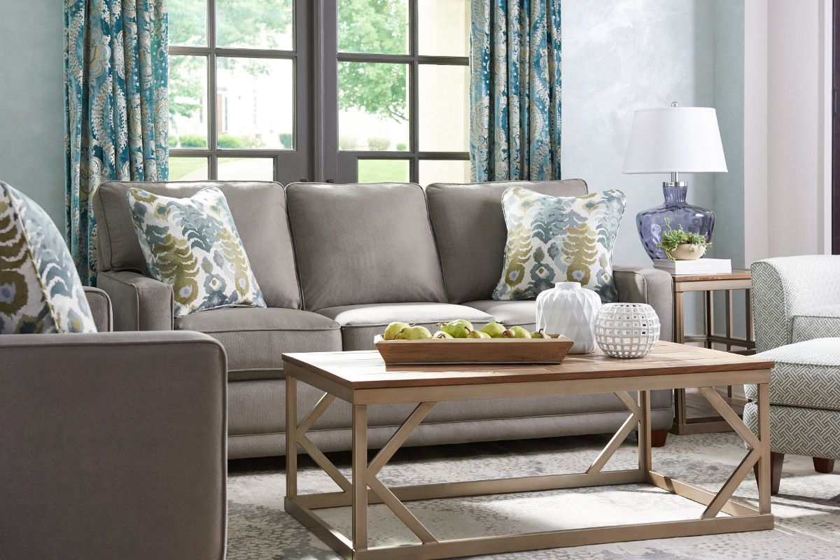 Best Kennedy Sofa By Lazboy Live Life Comfortably It S So 400 x 300
