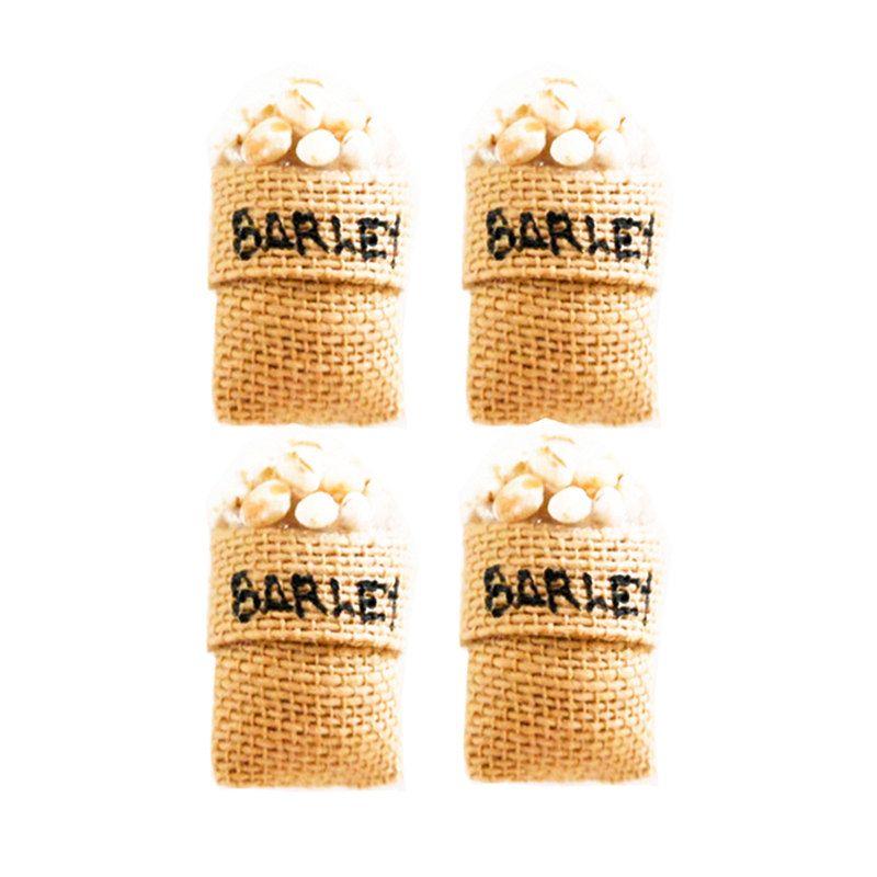 Barley Seed Fridge Magnet,Barley Magnet,3 D Barley Magnet,Sack Magnet,Seed Magnet,Food Magnet,Fridge Magnet,Spice Magnet,3D Magnet,Barley by Punyee on Etsy