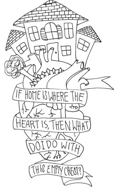 Sleeping With Sirens Lyric Drawings Tumblr