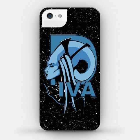 The Fifth Element is definitely amongst my favourite films and the Diva scene is one of the best, shame this case is only for iPhone's :-(