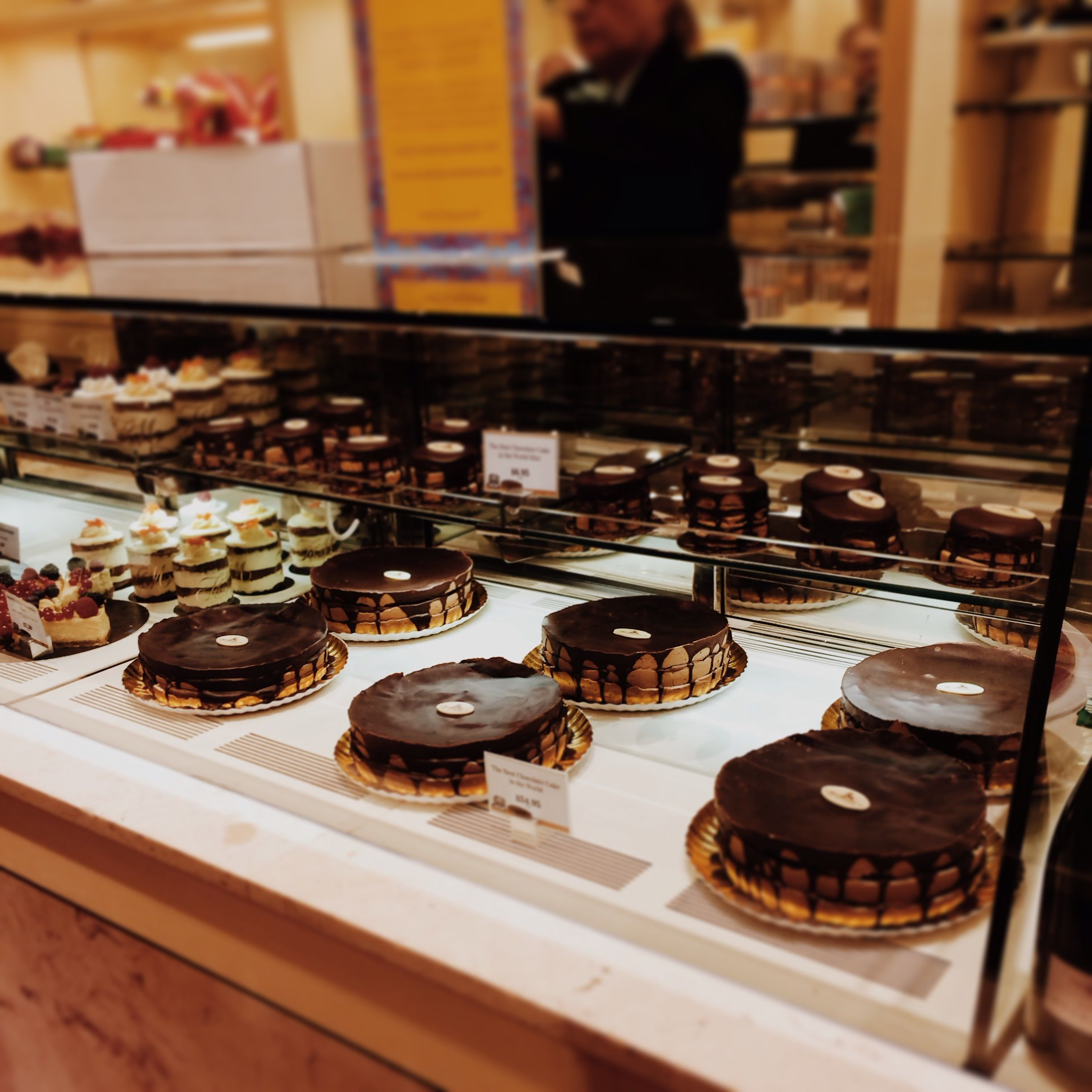 The Best Chocolate Cake in the World @Fortnum & Mason | The Best ...