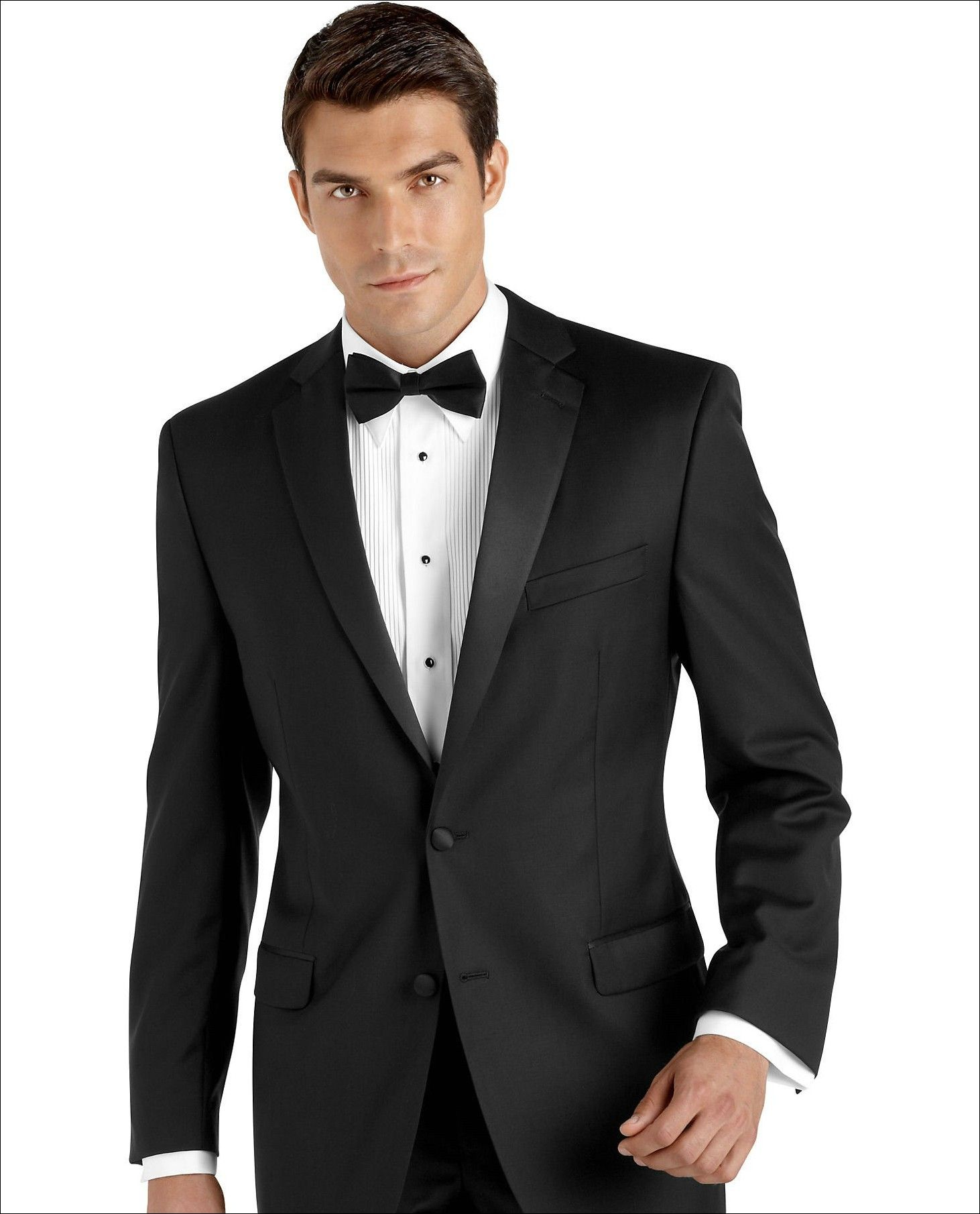 Black Suits For Men with Black Bow Tie | formatura | Pinterest ...
