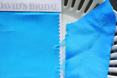 Davids Bridal Malibu Blue My Wedding Colors This And White