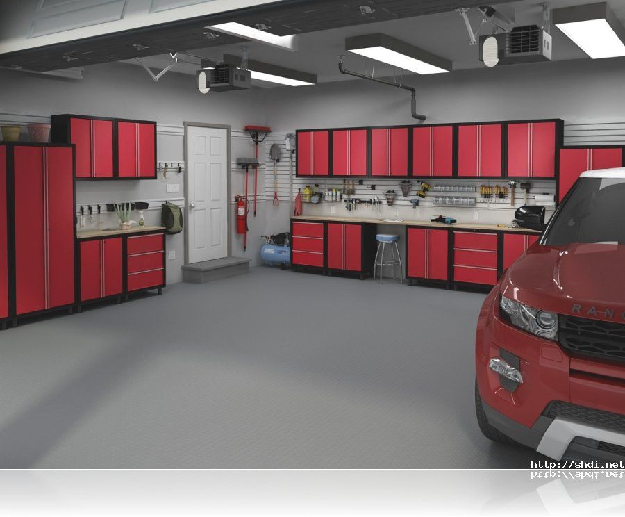 Garage Designs And Layouts : Clean garage layout design simple home ideas