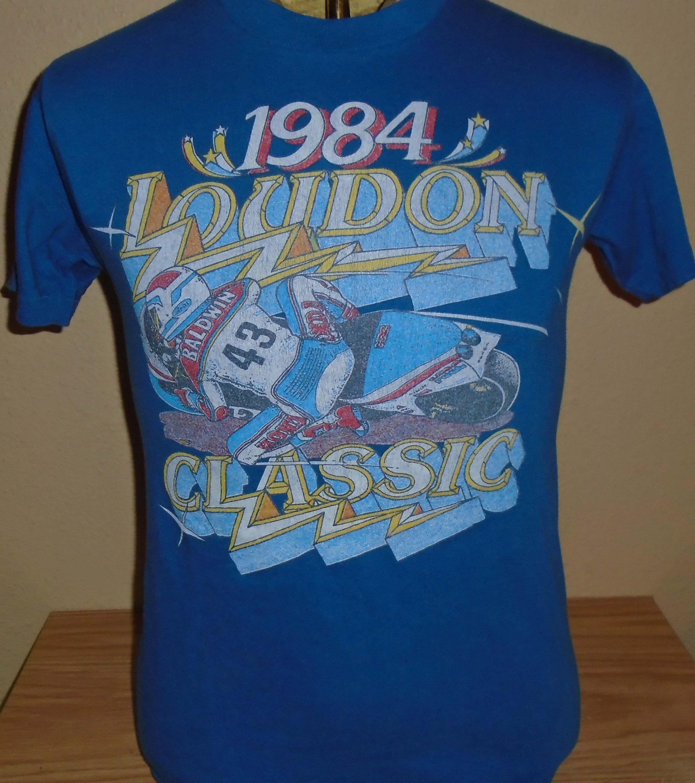 Vintage 1984 Honda Motorcycle T Shirt Medium 50 50 Vintagerhino247