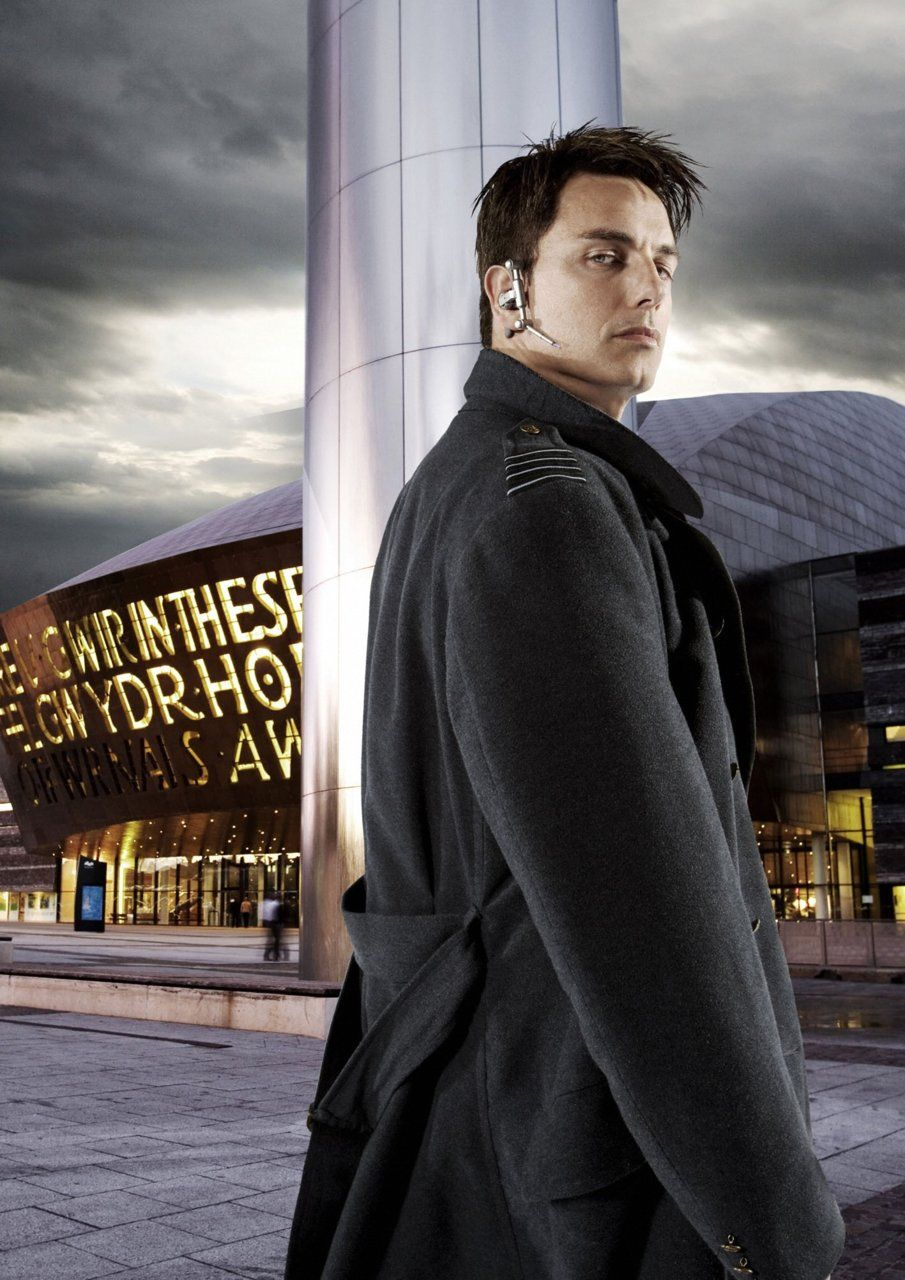 John Barrowman (Jack Harkness---Doctor Who, Torchwood ...