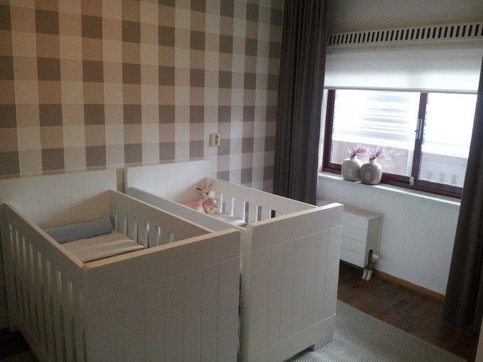 Babykamer Tweeling Ideeen : Tips voor het inrichten van de babykamer voor een tweeling roomed