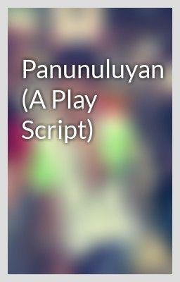 Panunuluyan (A Play Script) - aFORawesome | panunuluyan sa pasko