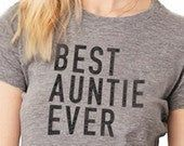 Auntie Best Auntie Ever Womens T Shirt Auntie Shirt I love my Aunt Gift for Aunt Funny shirt I love my Aunt #auntshirts Etsy - Shopping Cart #1weihnachtstaglustig