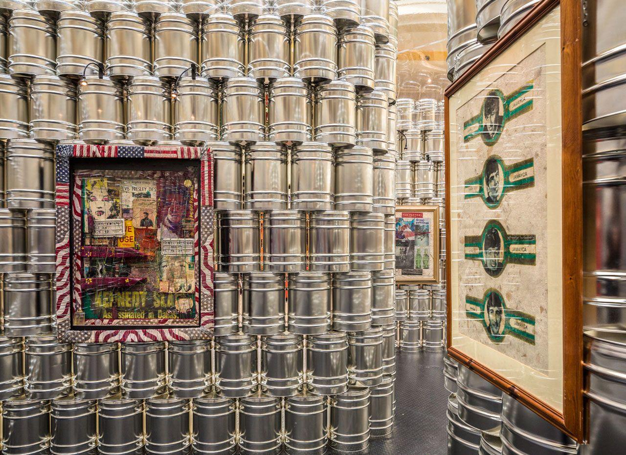 LIKE Architects: Warhol Temporary Museum