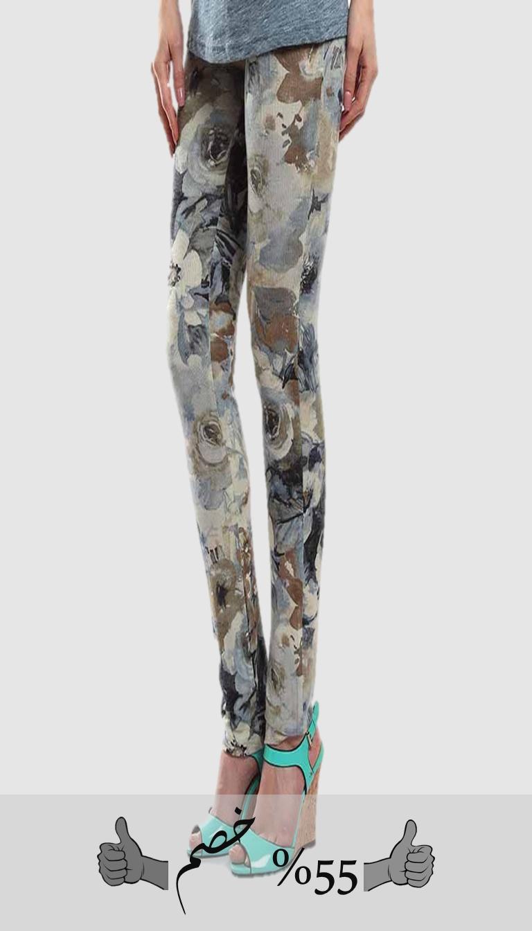 بنطلون ليجنز للنساء من ايسلا متعدد الالوان Pants Pajama Pants Legging