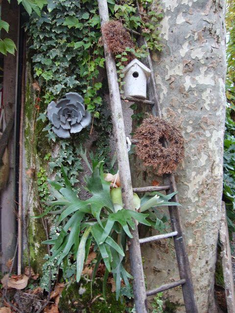 Un piccolo giardino in città  Le buone idee degli altri ...