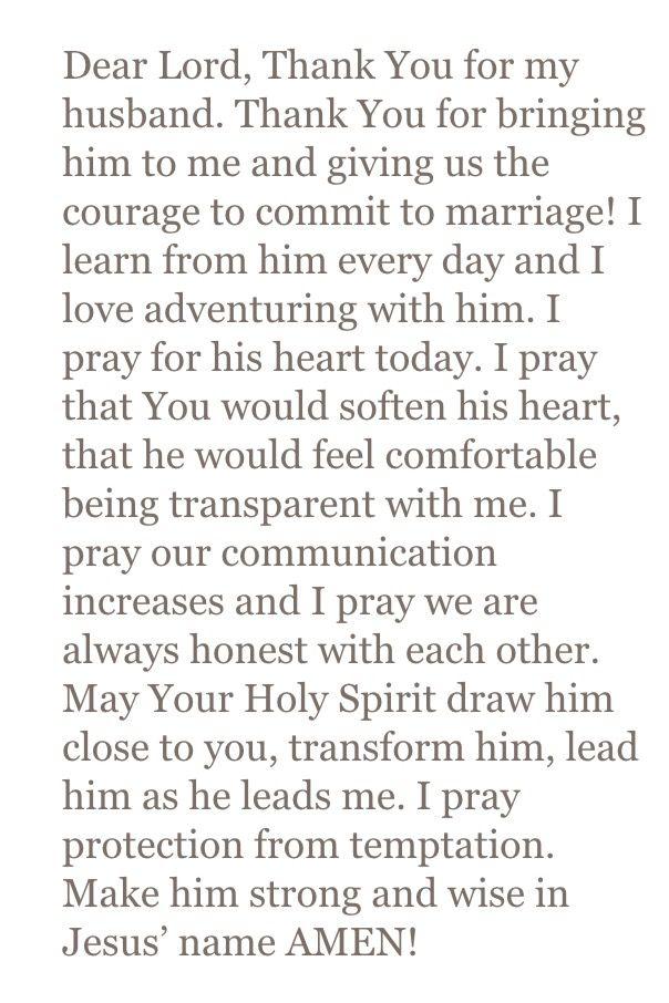 Prayer for my marriage - Spiritual Warfare | Spiritual Warfare