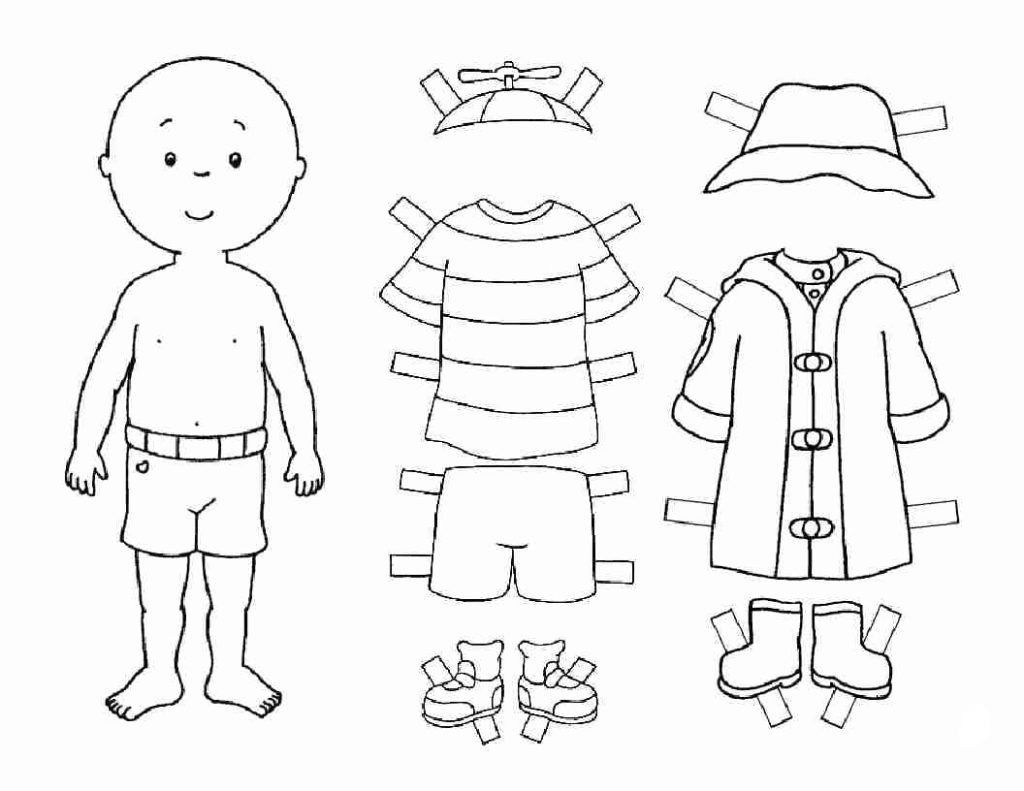 photo relating to Paper Dolls Printable titled Paper Doll Template Totally free Printables Paper doll template