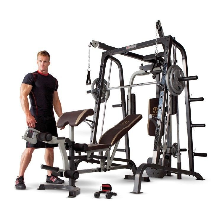 Home gym machines gyms weight body building cable fitness