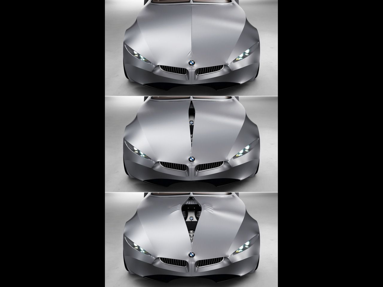 2008-BMW-Gina-Light-Visionary-Model-Engine-Cover-Opens-up | Cars ...
