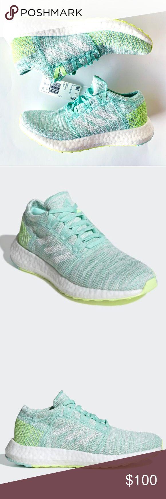 New Adidas PureBOOST Go J Youth Size 4