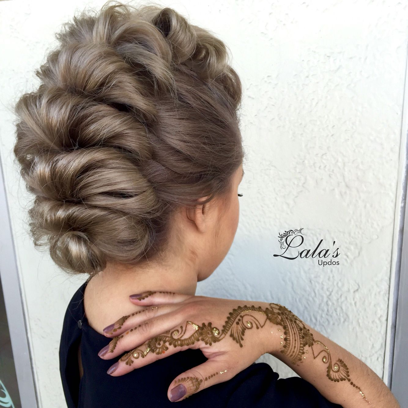 Pin by lina betancourt on hair pinterest updos hair style and