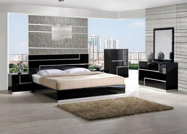 Modern Bedroom Furniture Design Ideas Beauteous Bedroom Design Ideas Wall  Bedroom  Pinterest  Futuristic Design Decoration