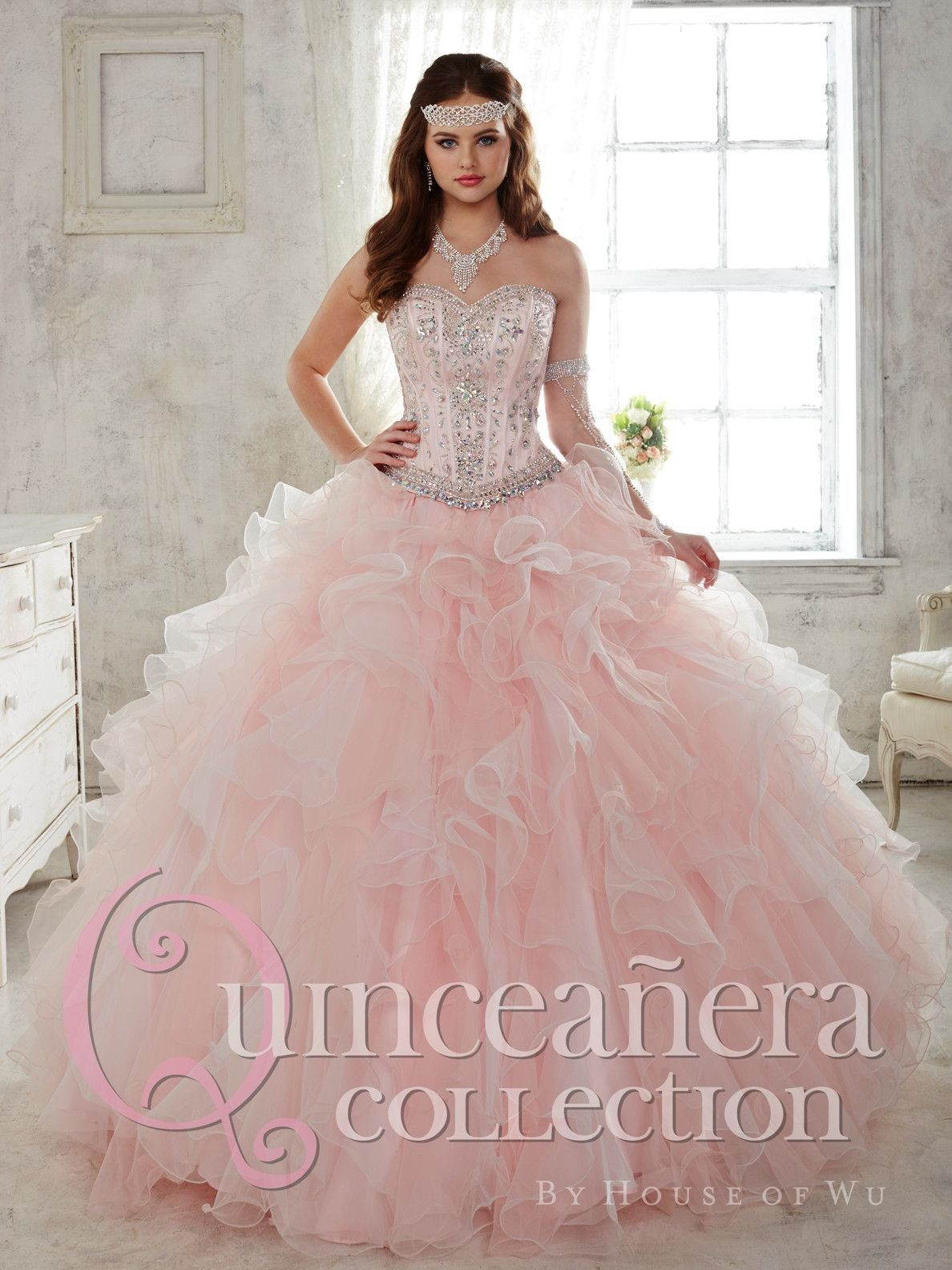 House of Wu Quinceanera Dress Style 26811 | Quinceanera ideas ...